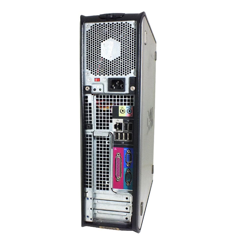 Computador Dell 380 - Intel Dual Core - 4gb ddr3 - HD 160gb