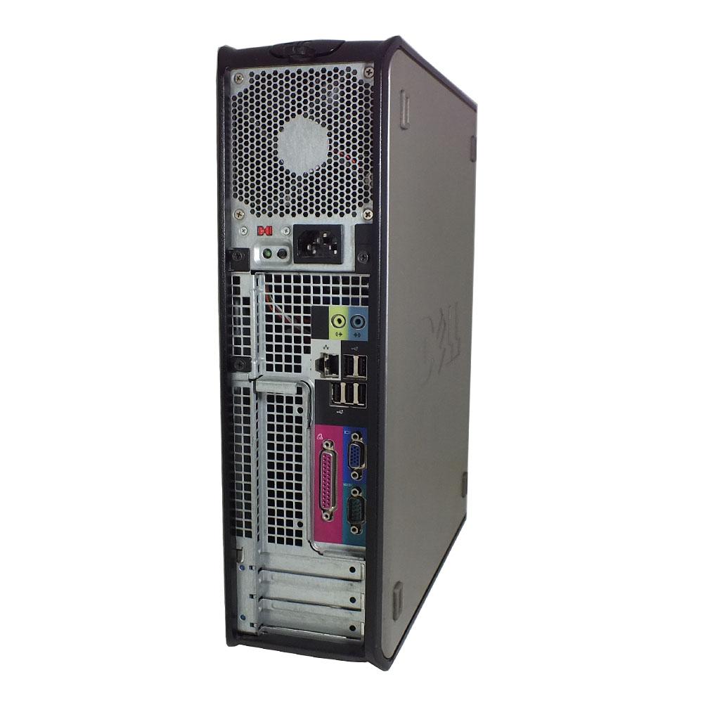 Computador Dell 740 - Athlon 64 X2 - 4gb ram - HD de 160gb