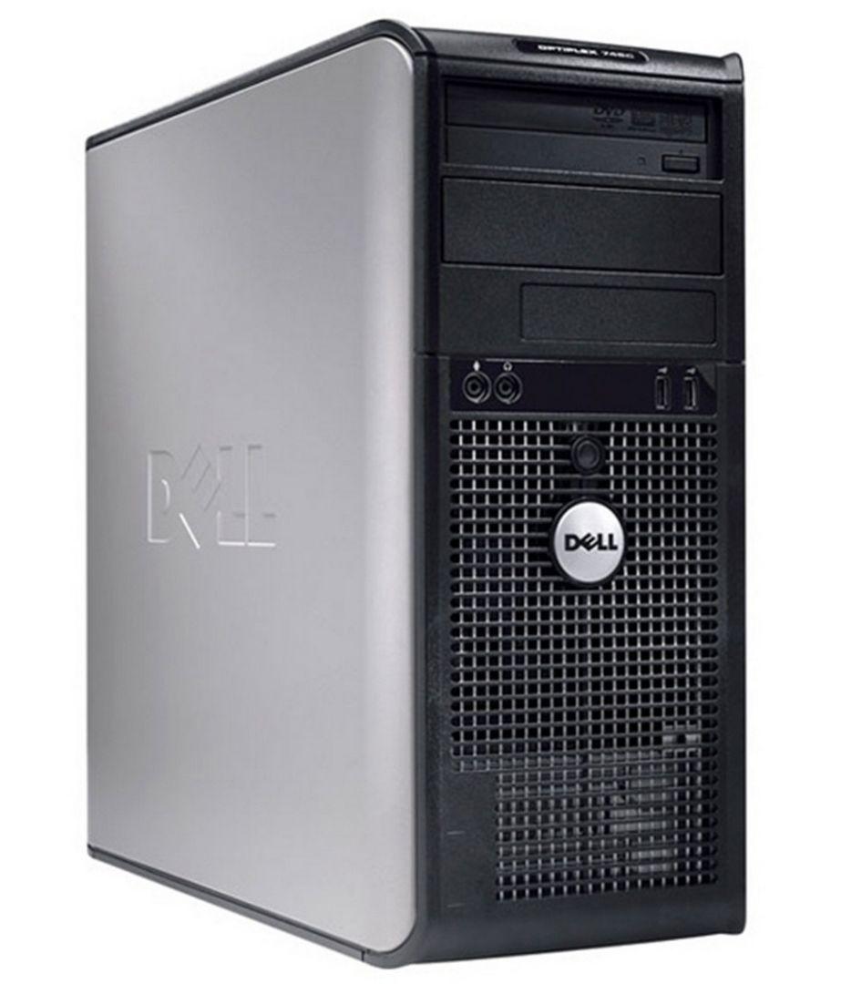 Computador Dell 755 - Core 2 Duo - 4gb ram - HD 80gb
