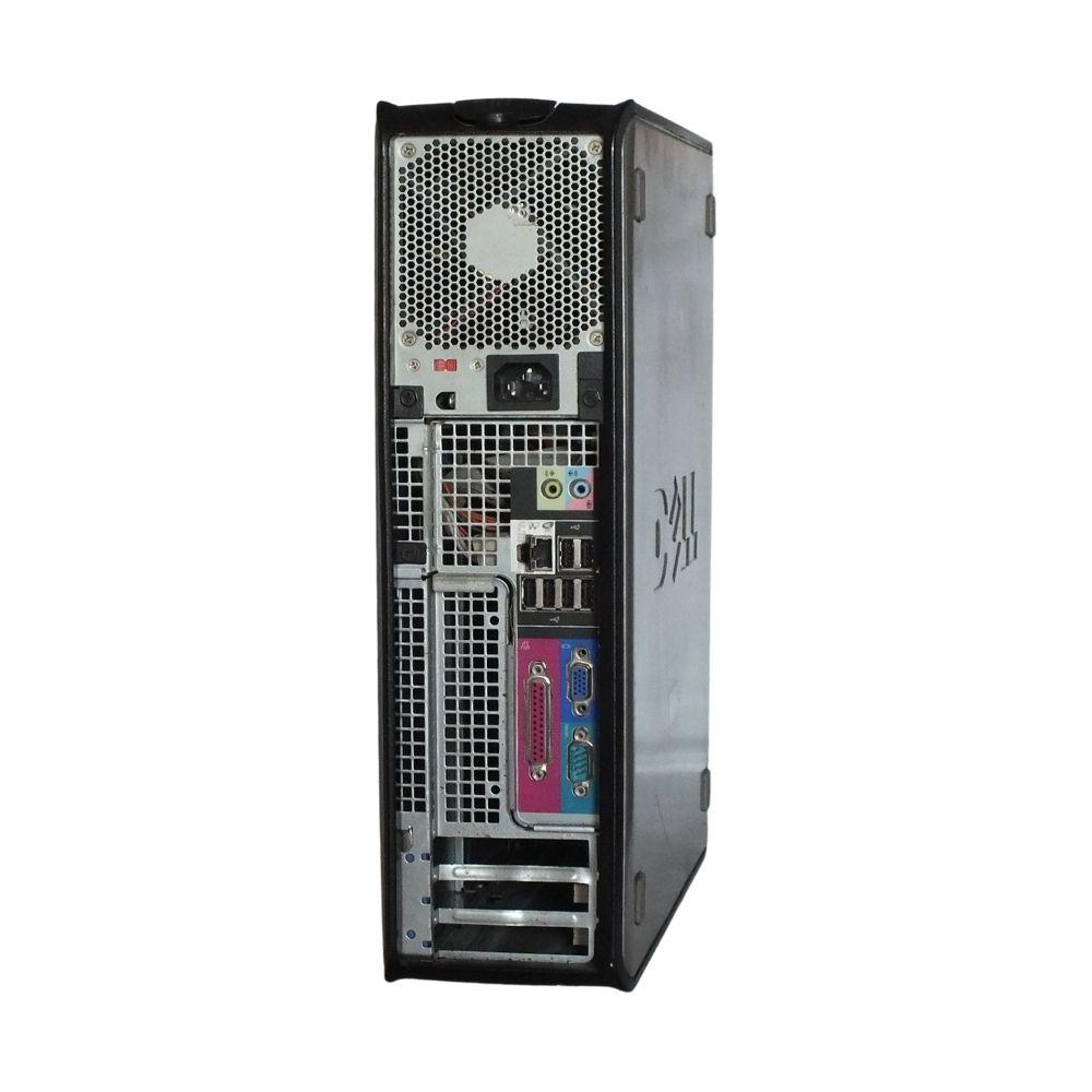 Computador Dell 755 - Core 2 Duo - 4gb ram - HD de 160gb