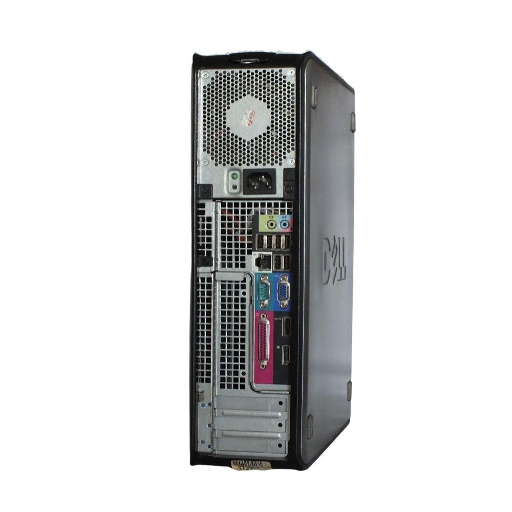 Computador Dell 760 - Core 2 Duo - 4gb ram - HD 320gb