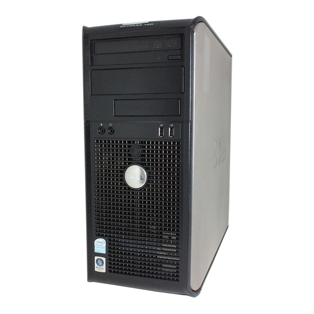 Computador Dell 760 MT - Dual Core - 4gb ram - HD 320gb