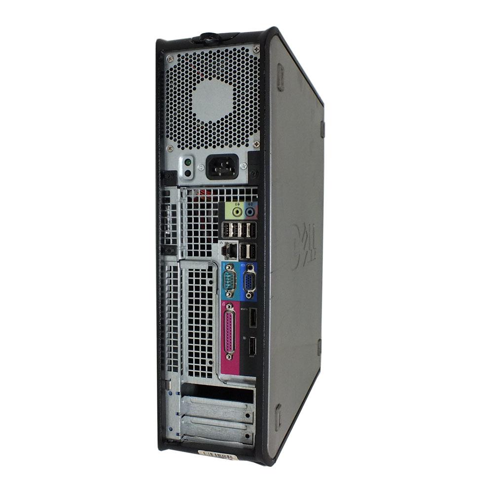 Computador Dell 780 -Dual Core E5400 - 4gb ddr3 - HD 160gb