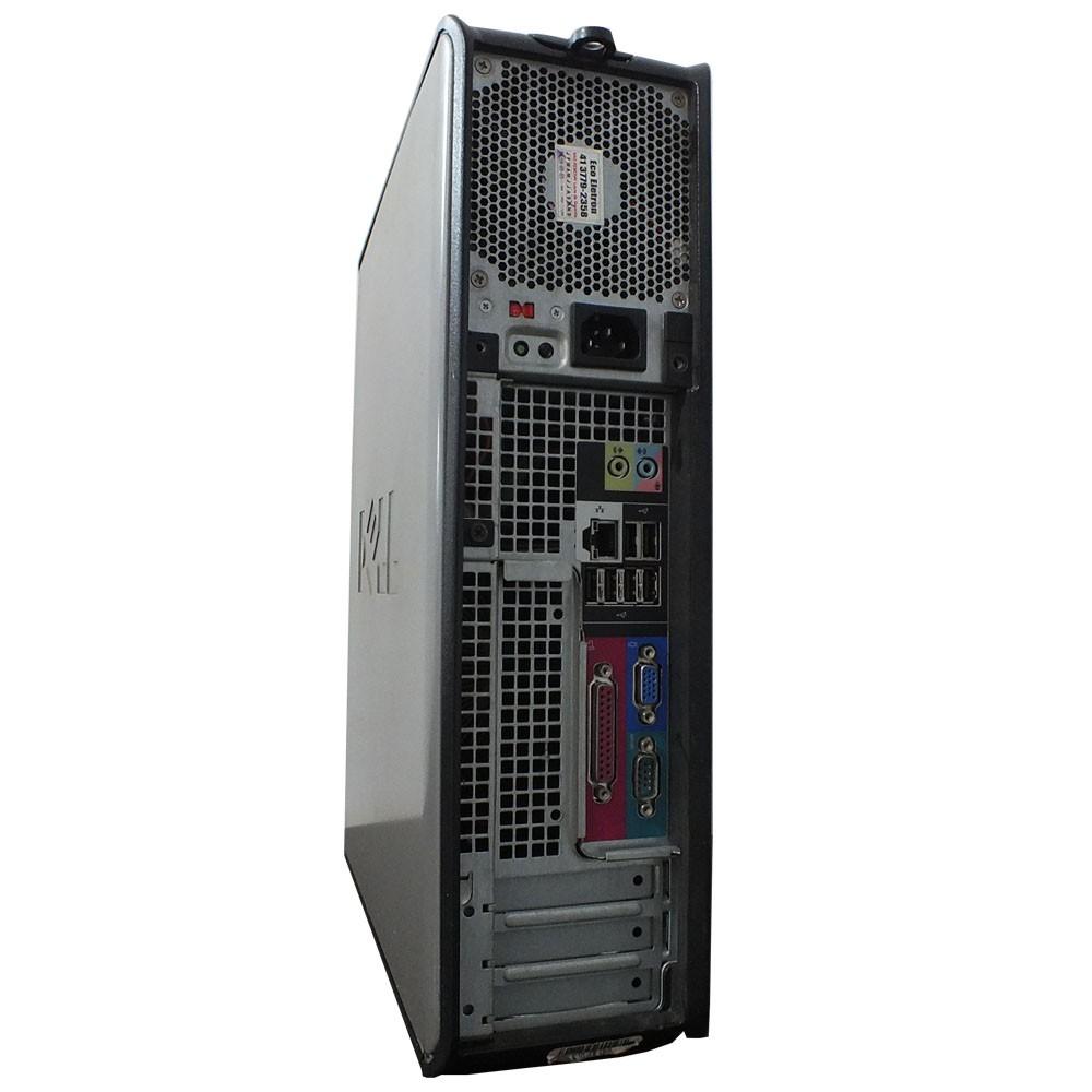 Computador Dell Optiplex 330 - Dual Core - 4gb ram - HD 160gb