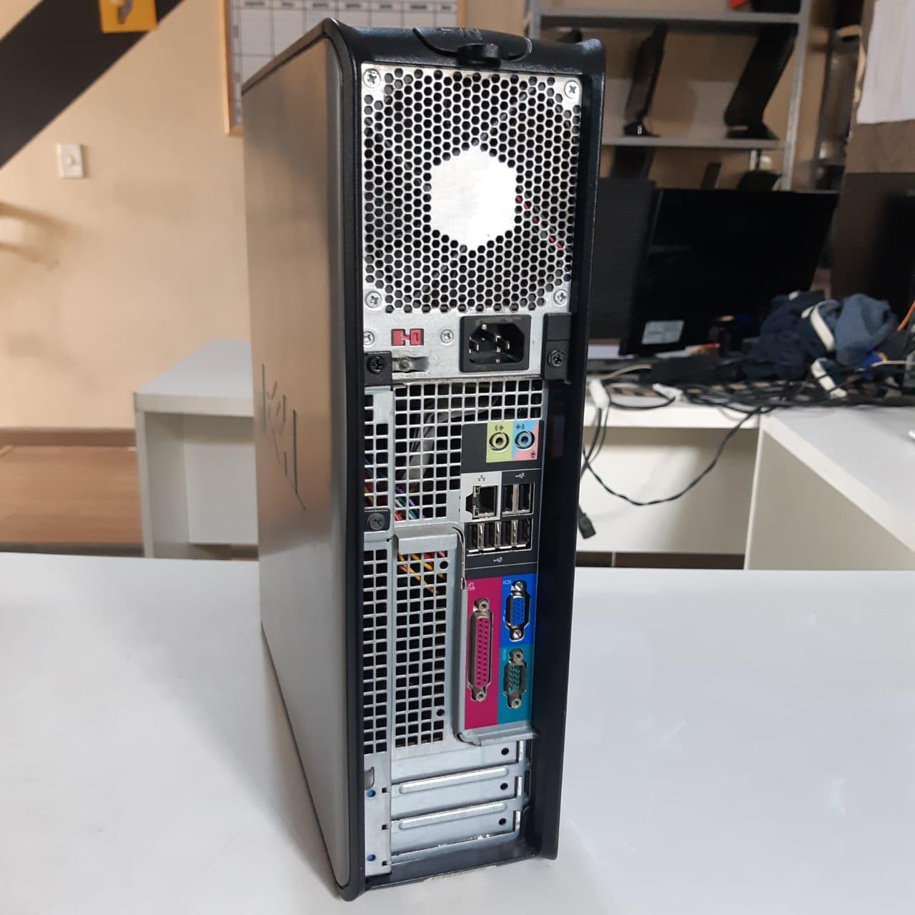 Computador Dell Optiplex 360 - Core 2 Duo - 4gb ram - HD de 250gb