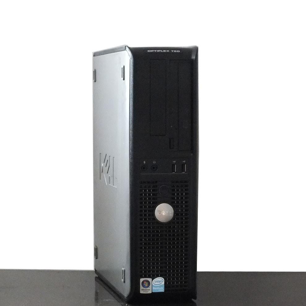 Computador Dell Optiplex 760 - Dual Core - 4gb ram - HD 500gb