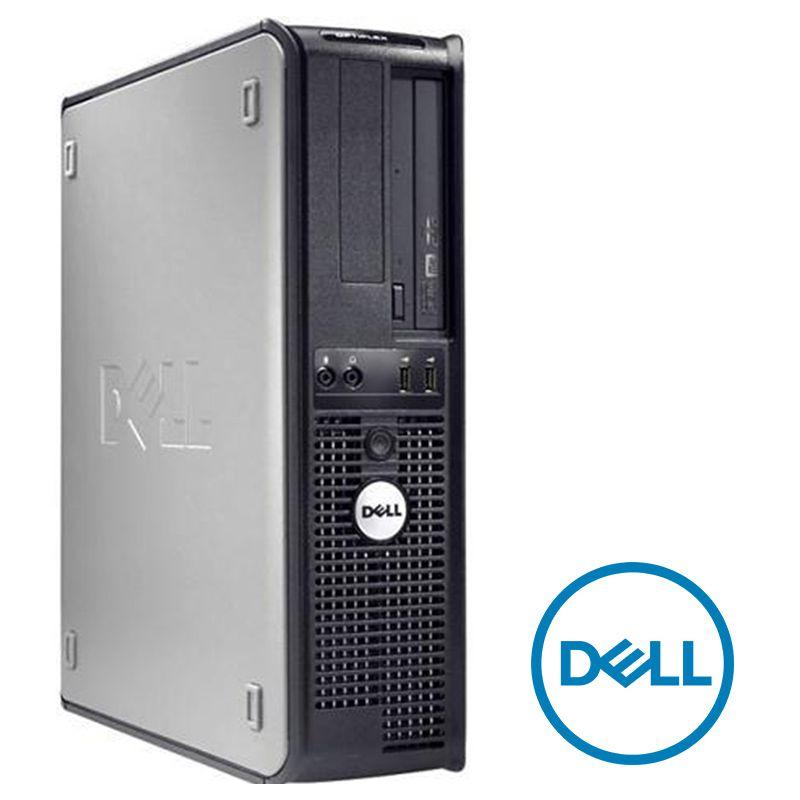 Computador Desktop Dell Optiplex Core 2 Duo 2GB RAM HD 160GB