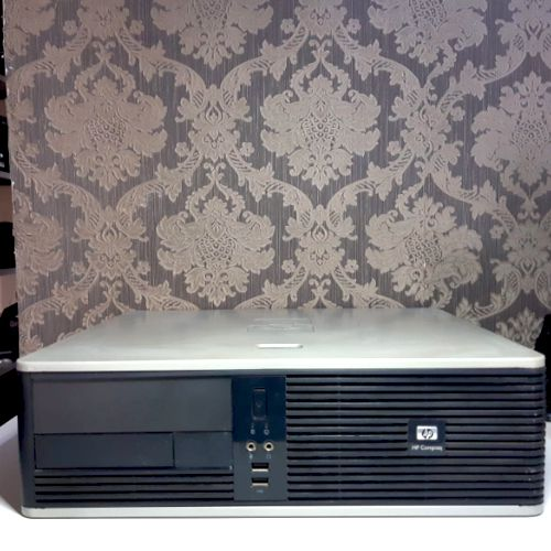 Computador Desktop HP DC5700 Core 2 Duo 4GB RAM HD 500GB