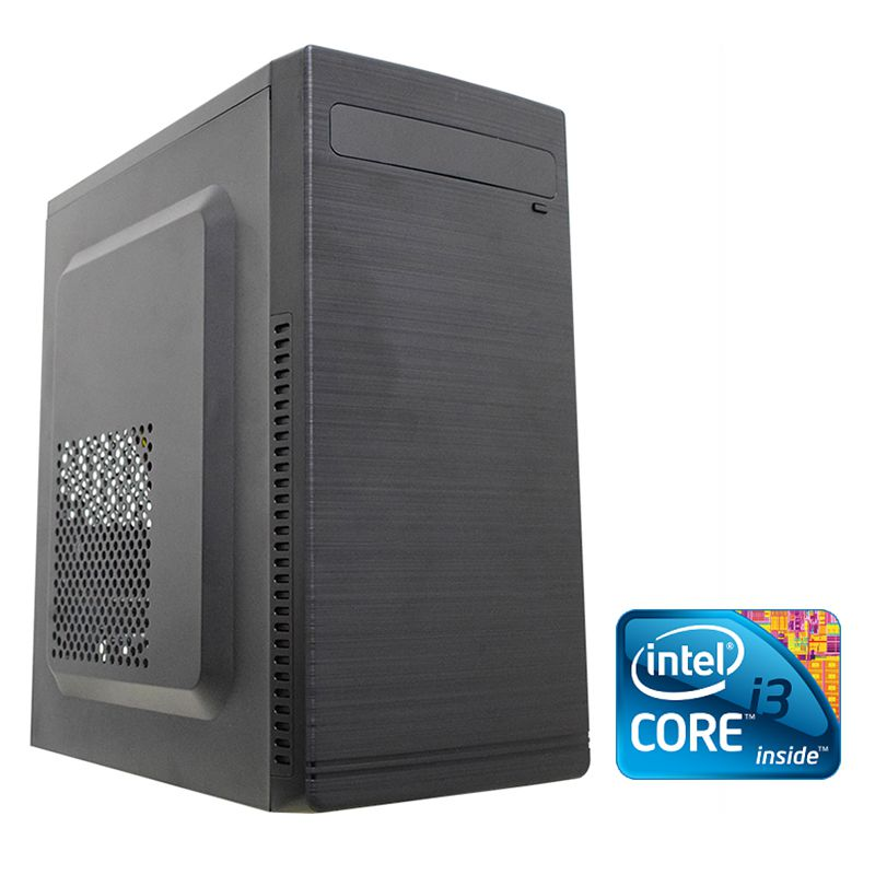 Computador Desktop Intel Core i3 4GB RAM HD 1TB