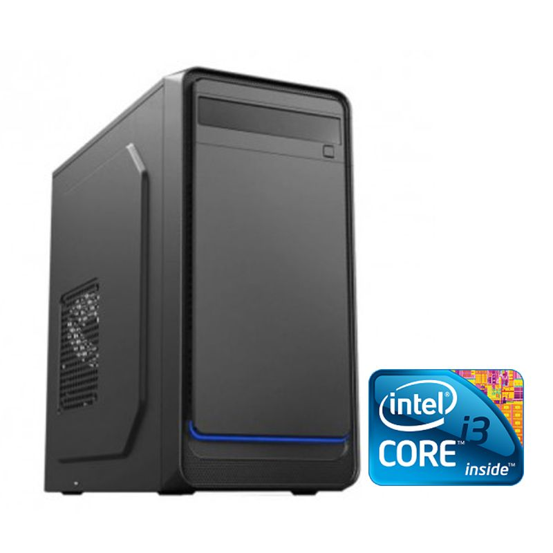 Computador Desktop Intel Core i3 8GB RAM SSD 120GB