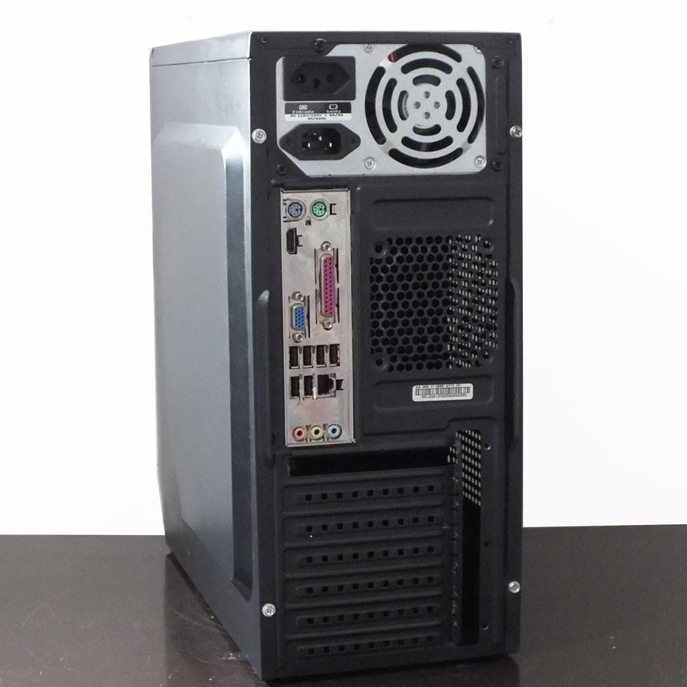 Computador Desktop Intel Core i5 650 - 4gb ram - HD de 500gb