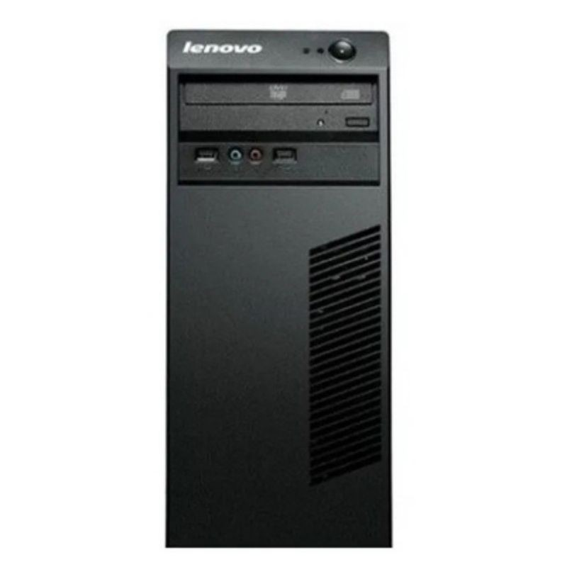 Computador Desktop Lenovo Core i3 4170 - 8GB Ram - SSD de 120gb