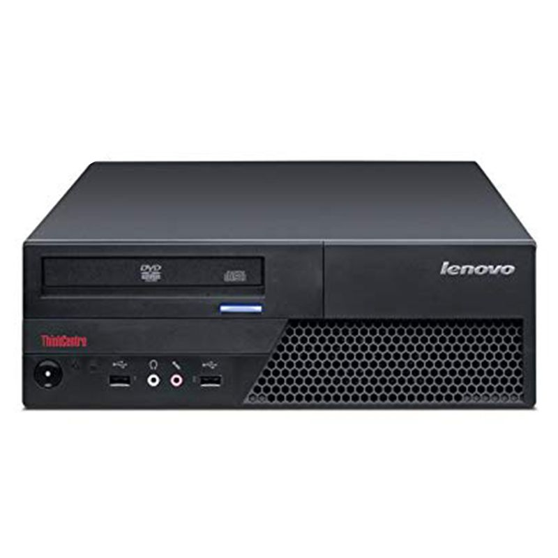 Computador Desktop Lenovo Intel Core 2 Duo 4GB RAM HD 160GB