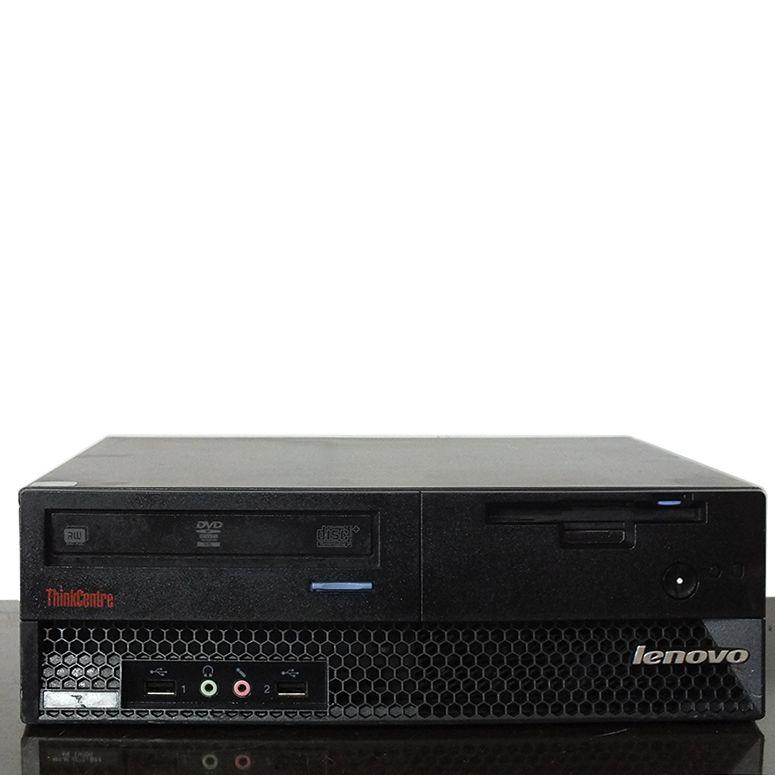 Computador Desktop Lenovo Intel Core 2 Duo 4GB RAM HD 160GB