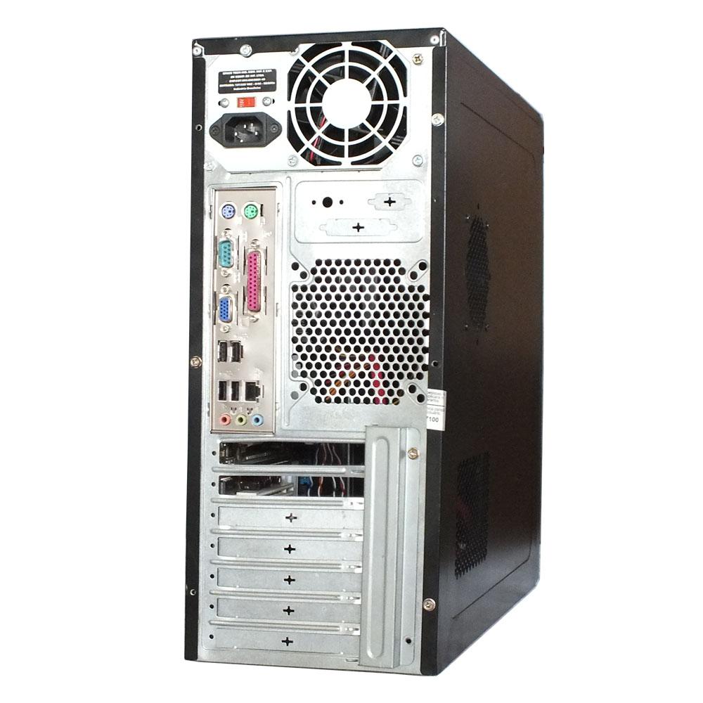 Computador Dual Core E2140 - 4gb ram - HD de 320gb - Line