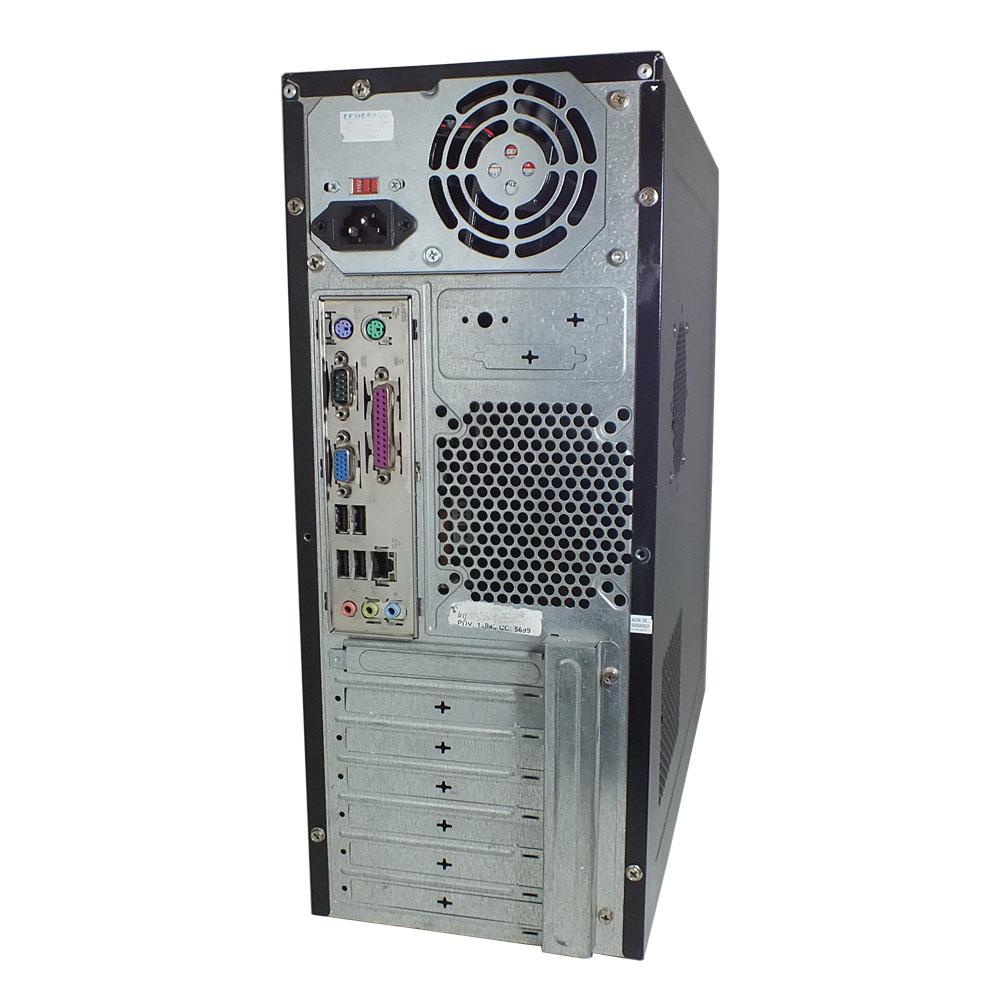 Computador Dual Core E5700 - 4gb ram - HD 320gb - Info