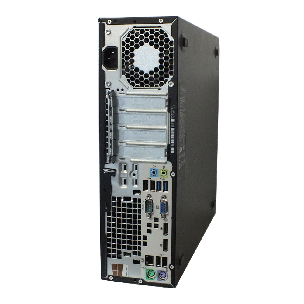 Computador HP - AMD A8 Pro 7600B R7 - 4gb ram - HD 320gb