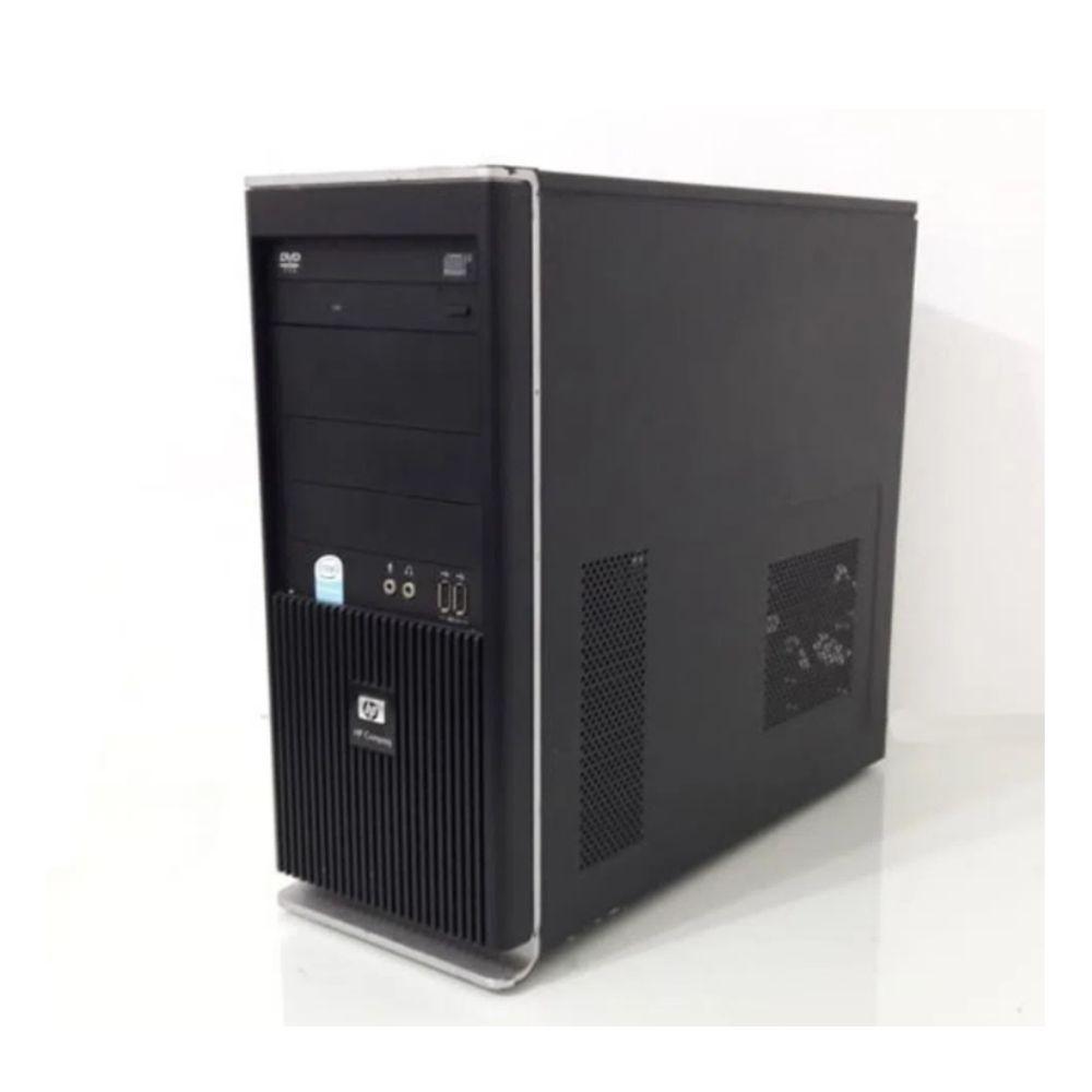 Computador HP Compaq  Dual core 4GB  80GB