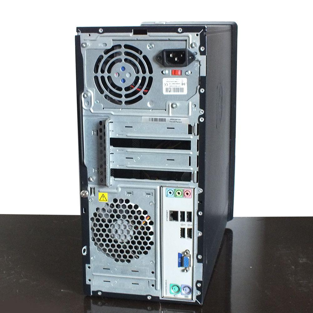 Computador HP Compaq Pro DX2810 Core 2 duo 4GB Ram HD 160GB