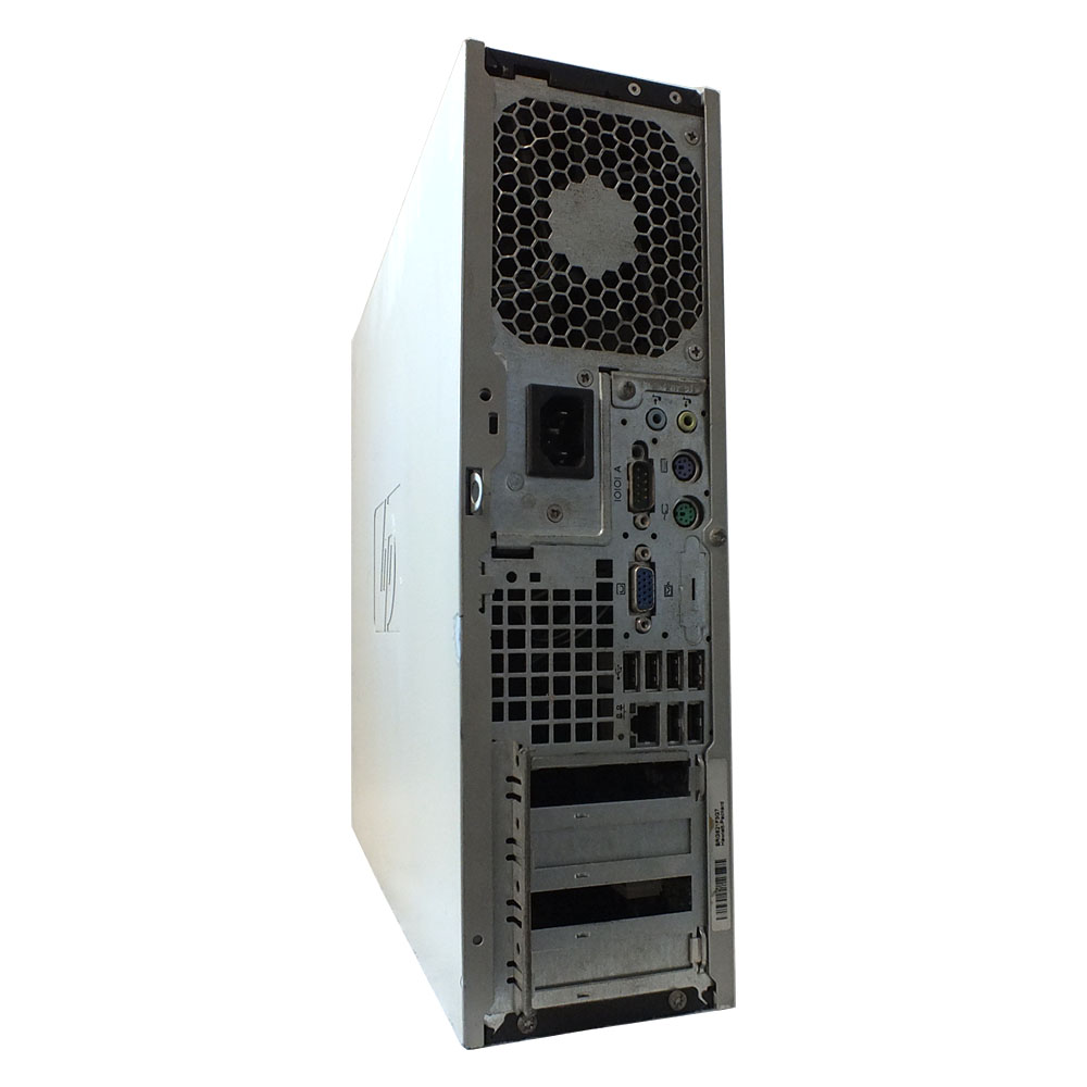 Computador HP DC5800 - Core 2 Duo - 4gb ram - HD de 160gb