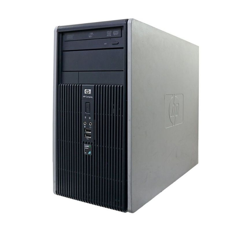 Computador HP DC5850 Athlon Dual Core 4GB RAM HD 160GB