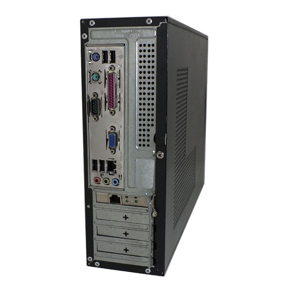 Computador Intel Atom 230 - 4gb ram - HD de 320gb - Red