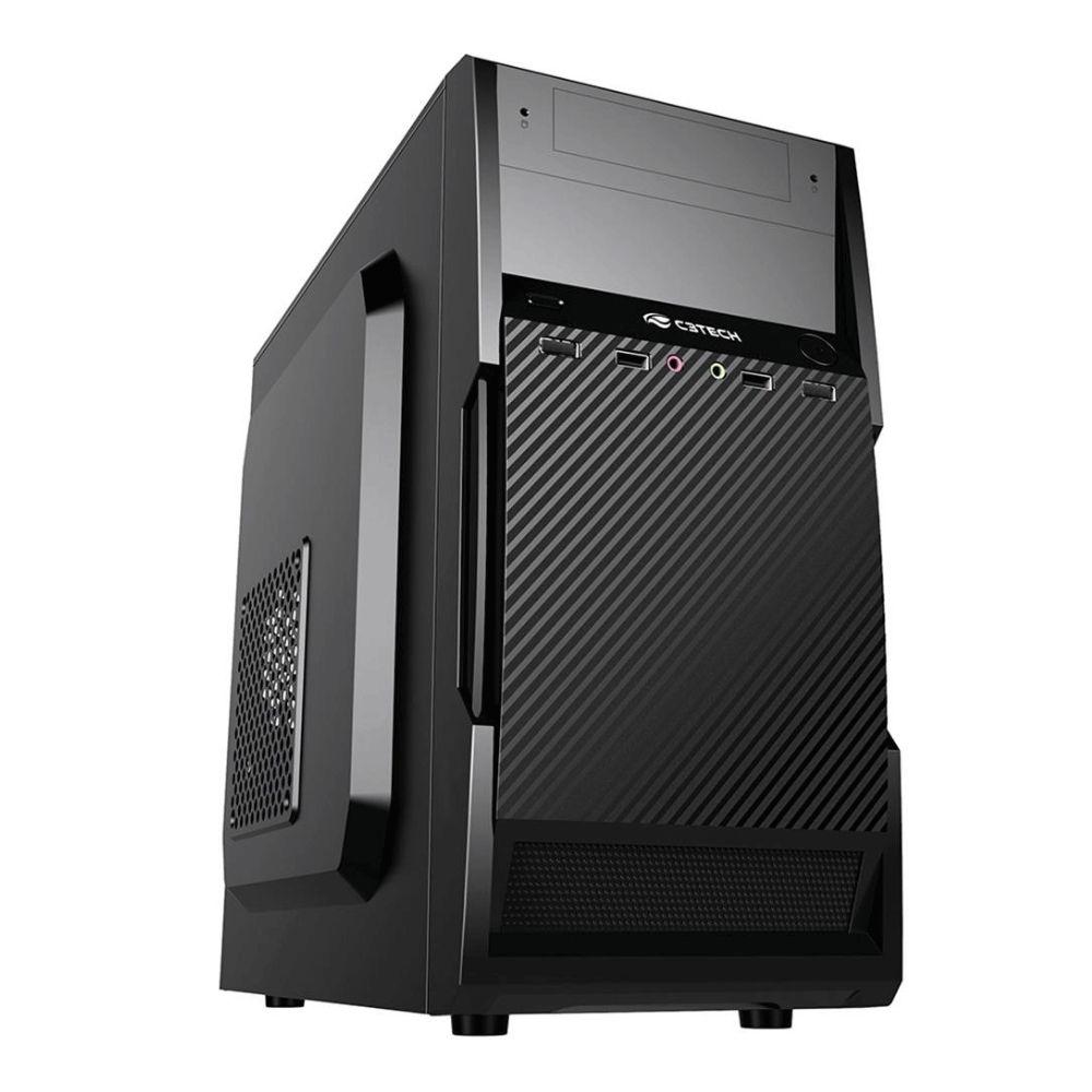 Computador Intel Core 2 Duo - 4gb ram - HD 320gb - MT-25V2BK