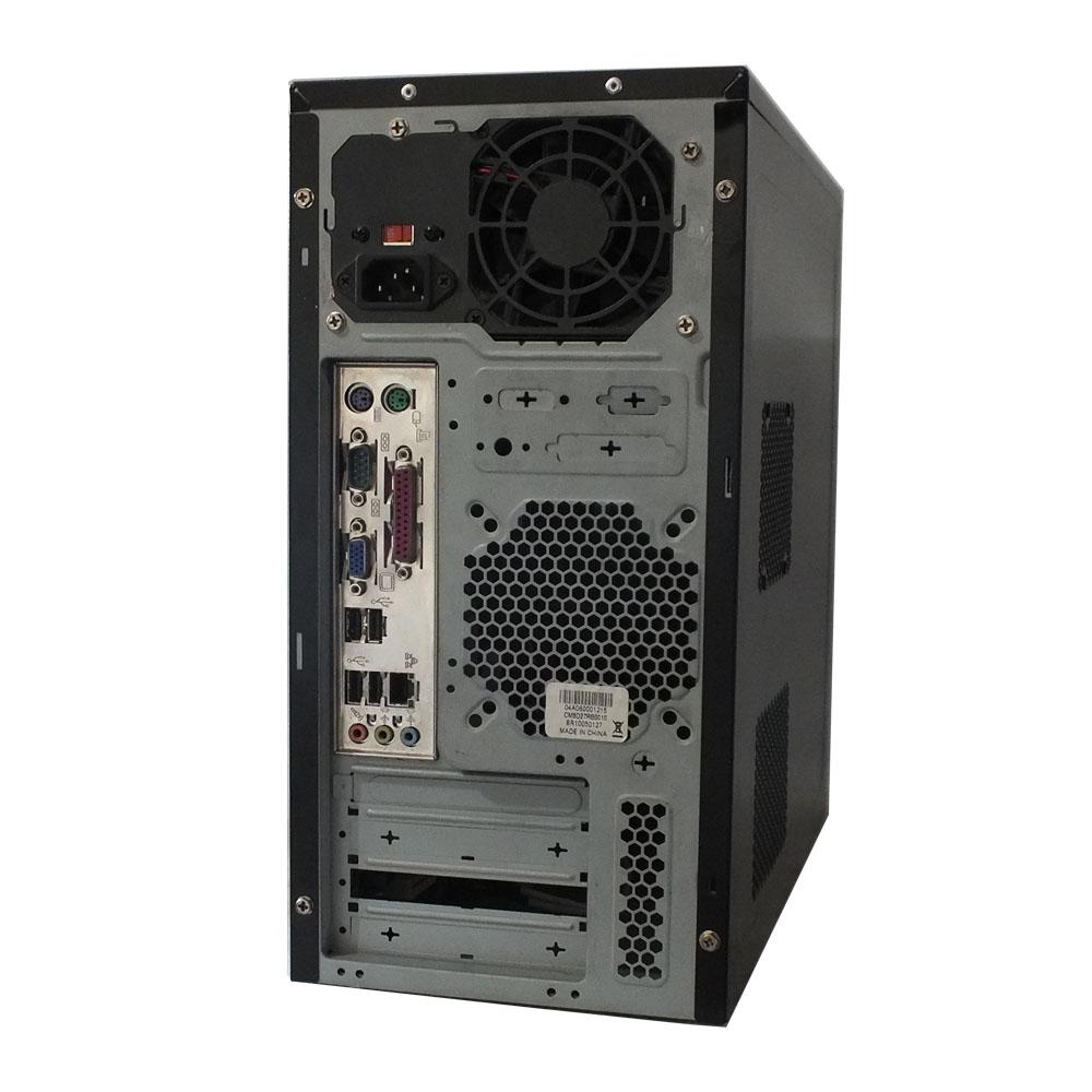 Computador Intel Core 2 Duo - 4gb ram - HD de 160gb - BL