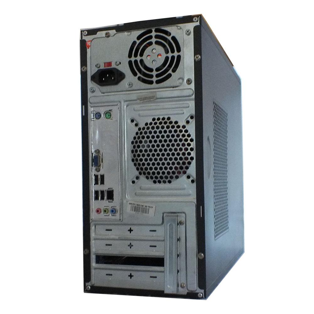 Computador Intel Core 2 Duo e7500 - 4gb ram - HD 160gb - Pt