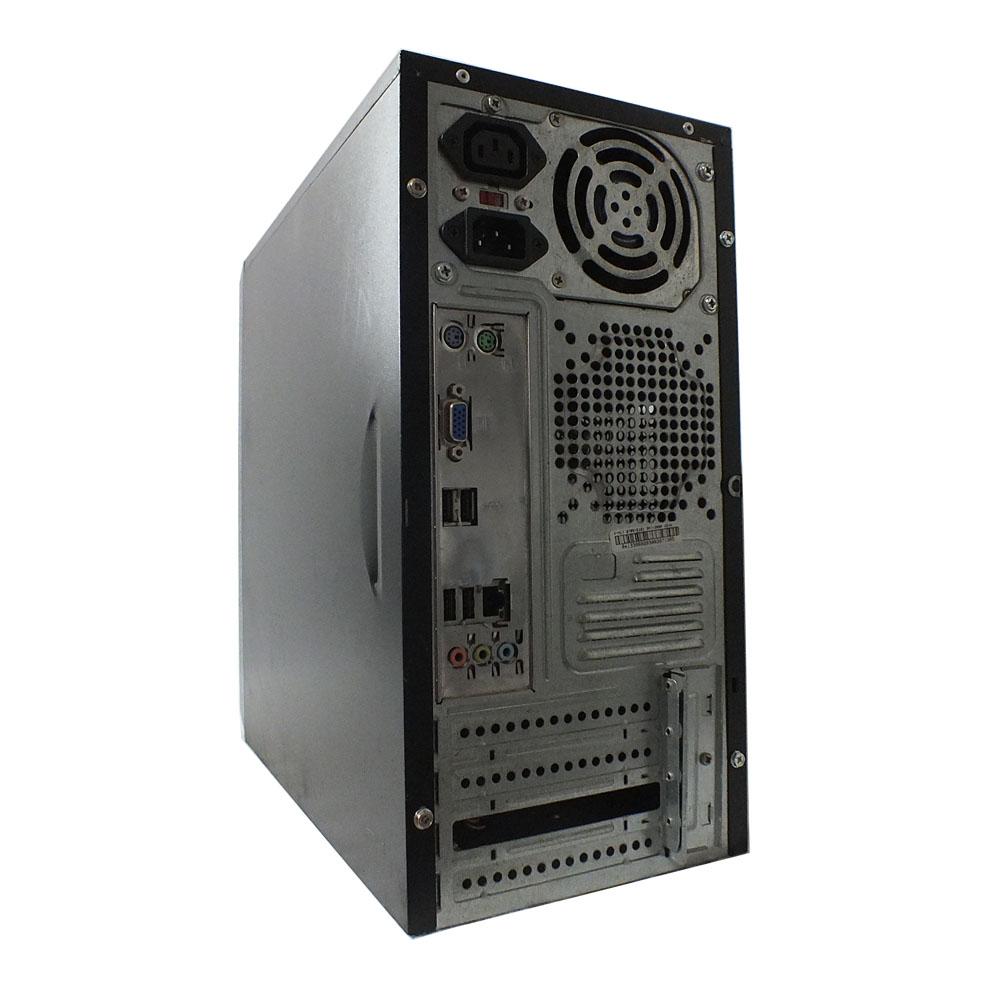 Computador Intel Core 2 Quad - 4gb ram - HD de 500gb