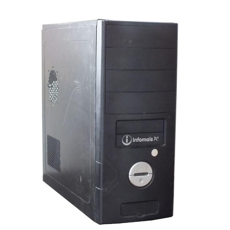 Computador Intel Core i5 - 4gb ram - SSD 120gb - Fonte Real