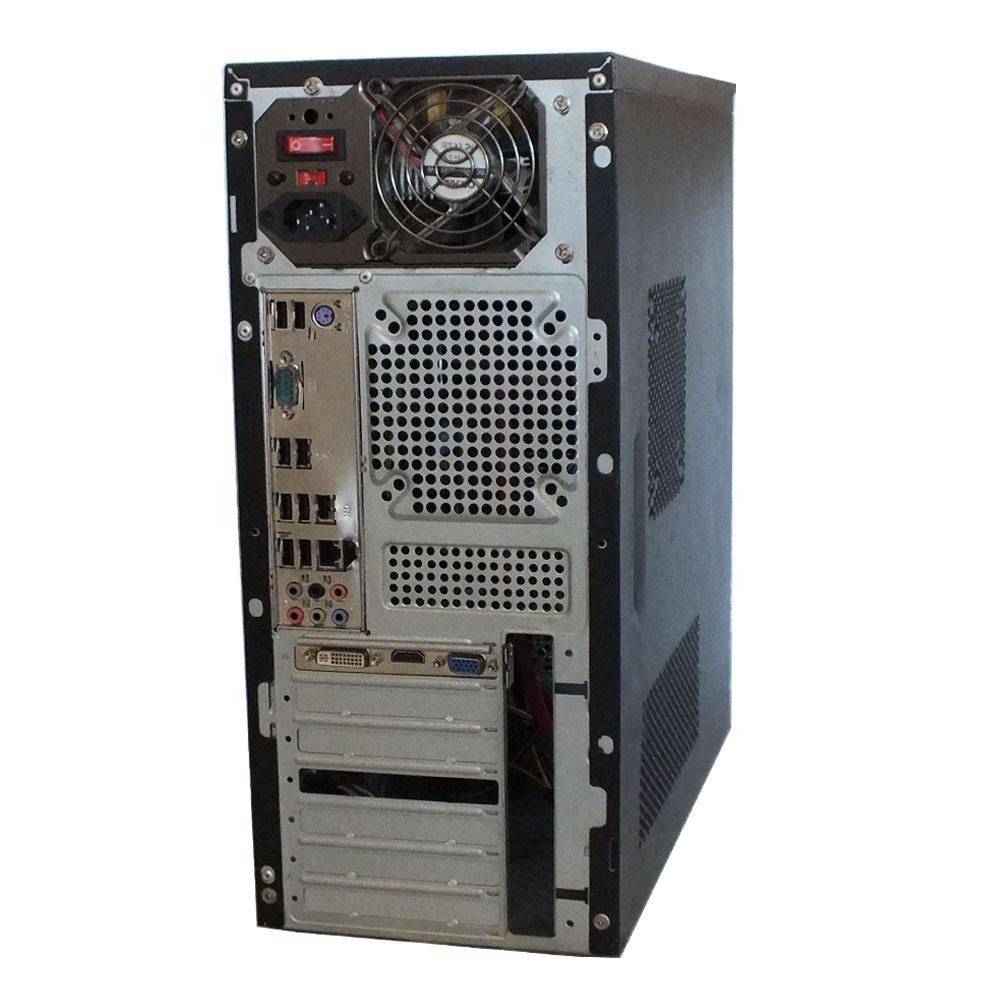 Computador Intel Core i5 760- 4gb ram - HD de 500gb - GT 430