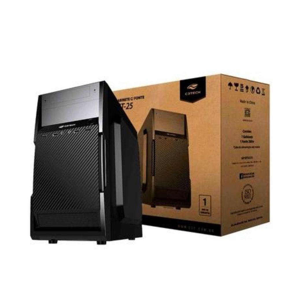 Computador Intel Dual Core - 4gb ram - SSD 120gb - MT-25V2BK