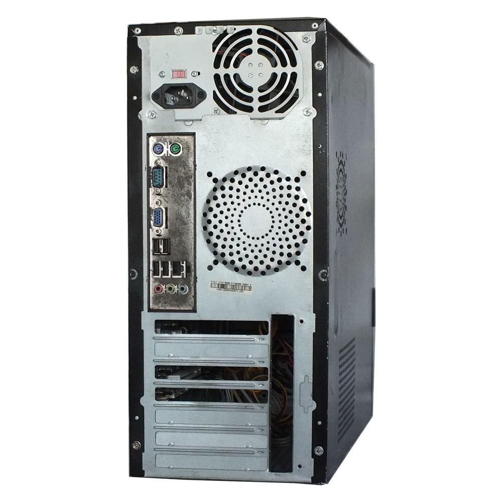 Computador Intel Dual Core E5300 - 4gb ram - HD de 160gb - Gr