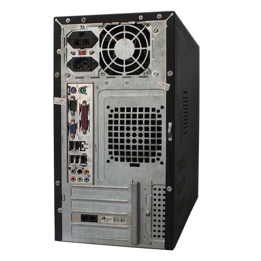Computador Intel Dual Core e5400 - 4gb ram - HD 160gb - STI