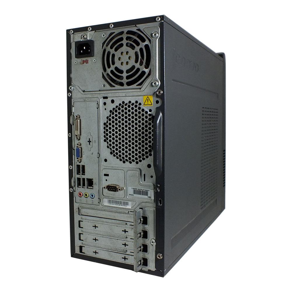 Computador Lenovo Core i3 2100 - 4gb - SSD de 120gb