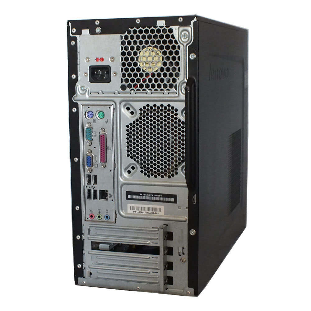 Computador Lenovo E200 - Intel Dual Core - 4gb ram - HD 500gb