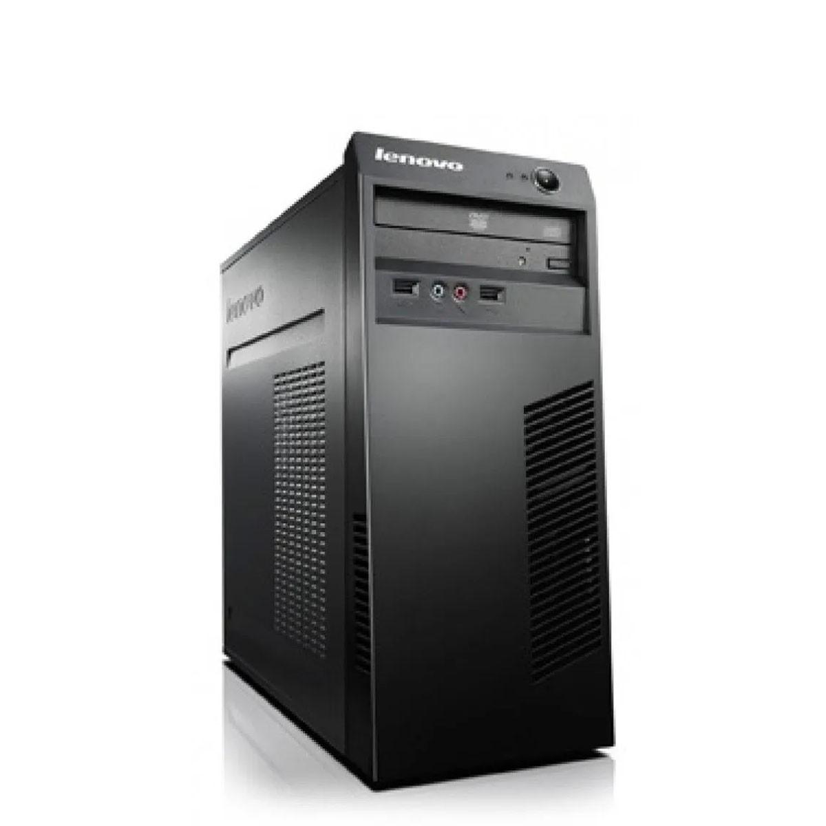 Computador Lenovo - Intel Dual Core - 4gb ram ddr2 - HD de 160gb