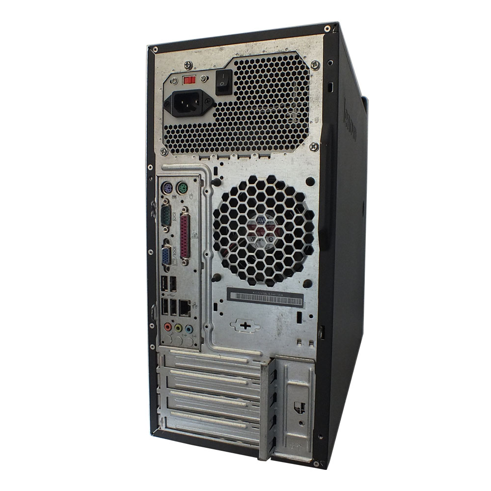 Computador Lenovo - Intel Dual Core - 4gb ram - HD 160gb