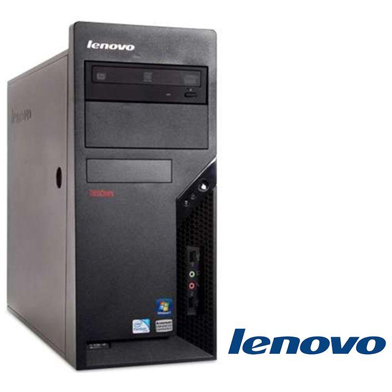 Computador Lenovo ThinkCentre Core 2 Quad 3GB RAM HD 320Gb