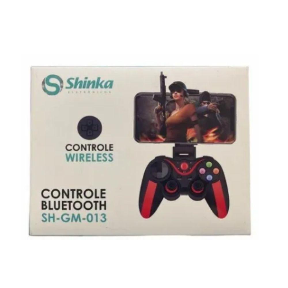 Controle Bluetooth - Gamepad Android SH-GM-013 Shinka