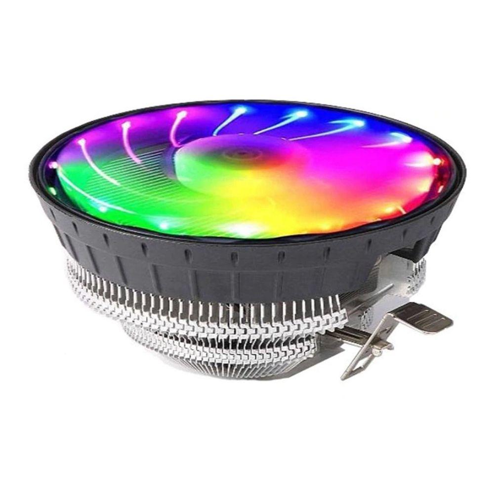 Cooler Amd Intel 775 1150 1151 1155 1156 Fm2 Am3 Am2 c/ led