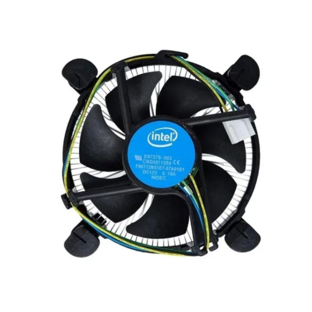 Cooler Pc Intel Lga775 Lga1155 LGA1156 LGA1151 LGA1150 usado