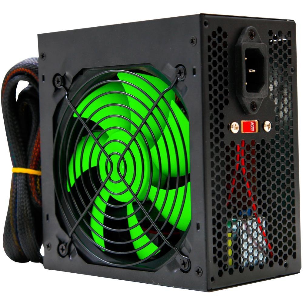 Fonte Atx BRX Power Supply 530W