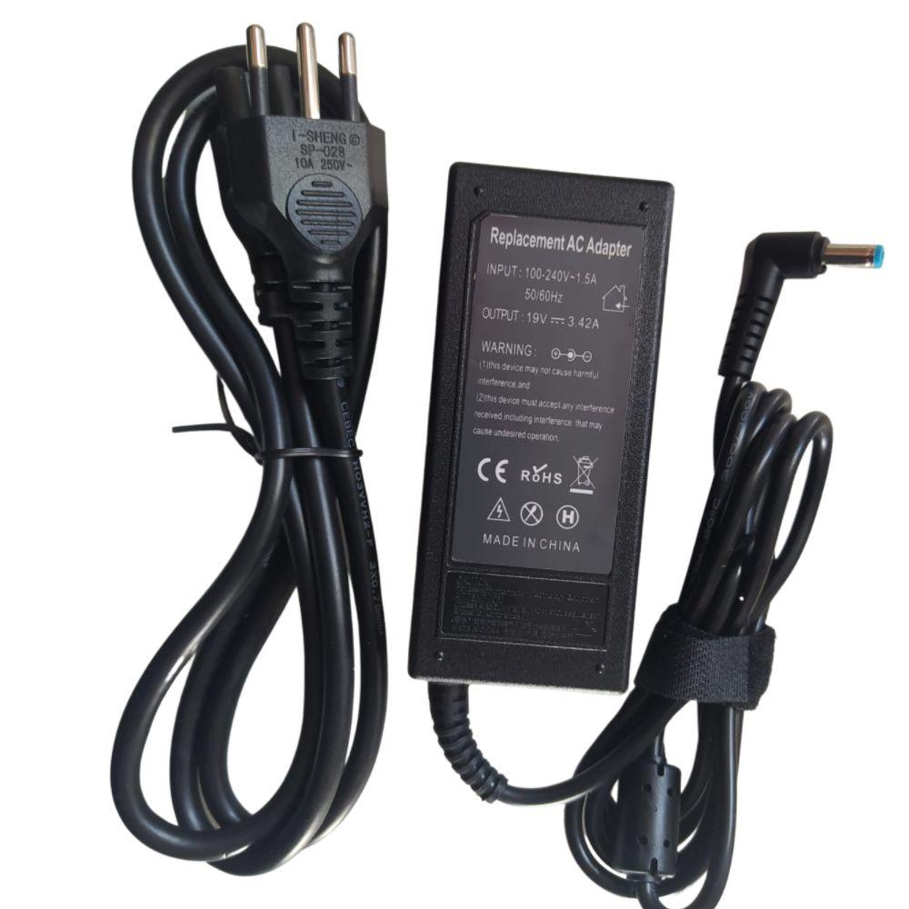 Fonte Carregador Para Notebook Acer 19v 3.42a 65w