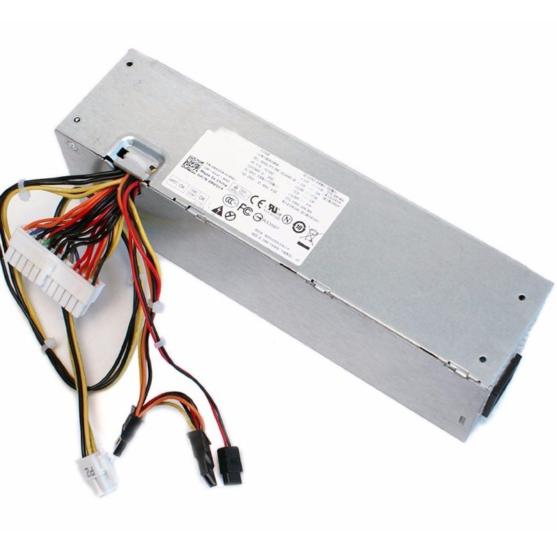 Fonte Dell Optiplex 7010 9010 sff 240w Original - Usada