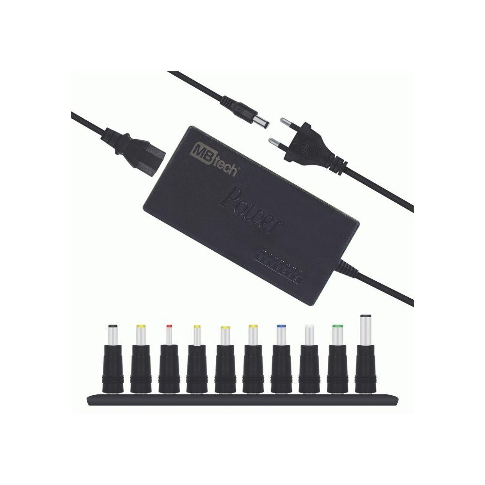 Fonte universal para Notebook com 10 conectores