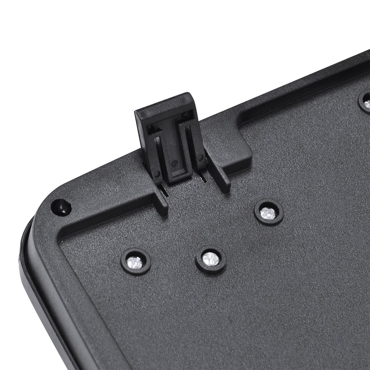 Kit de Teclado USB + Mouse USB + Mouse Pad