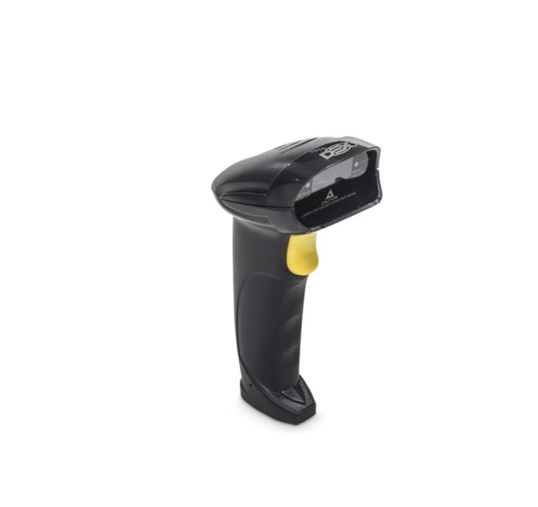 Leitor de Código de Barras Laser Dex DX 182 - USB - Preto
