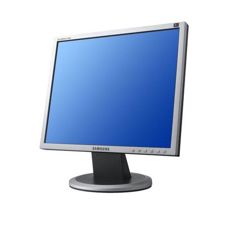 Monitor Lcd 15 Polegadas Quadrado Vga Varias Marcas